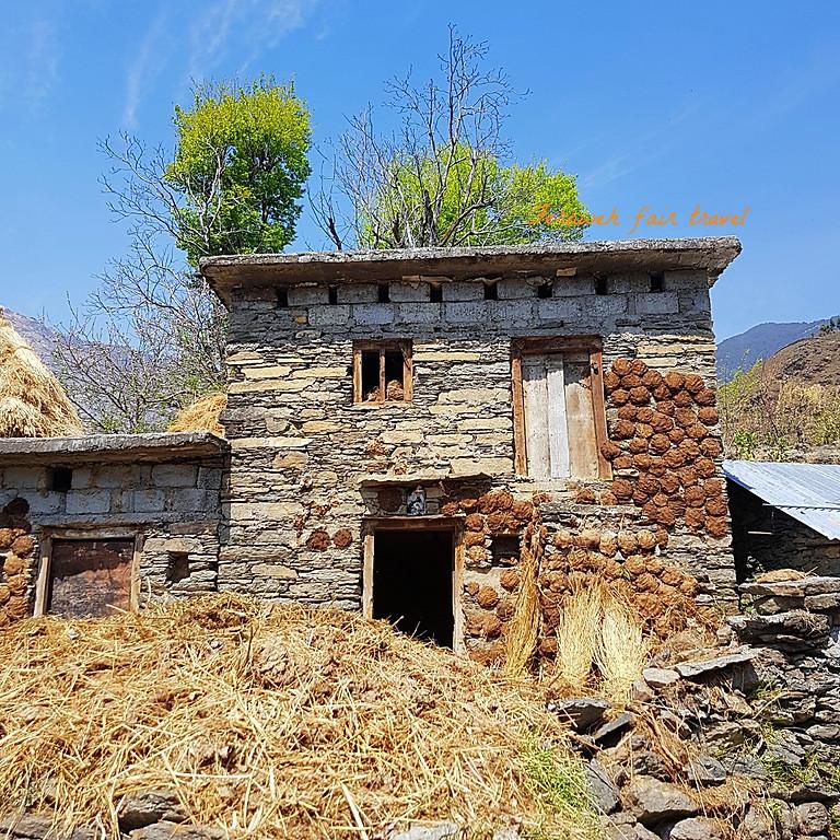 Diwali in a quaint Himalayan Village