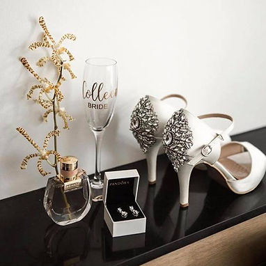 GLASSES | WEDDING DECALS
