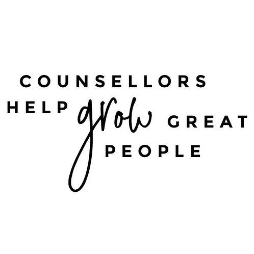 COUNSELLORS HELP GROW GREAT PEOPLE | CUT VINYL