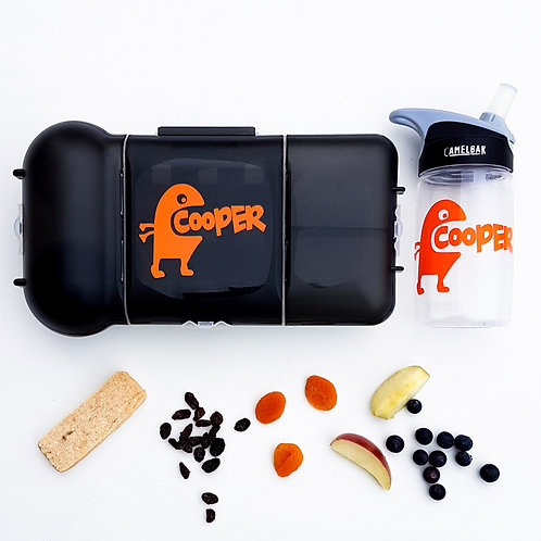 MONSTER PACK | LUNCH & DRINK BOTTLE DECALS
