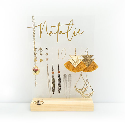 EARRING HOLDER | ORGANISATION
