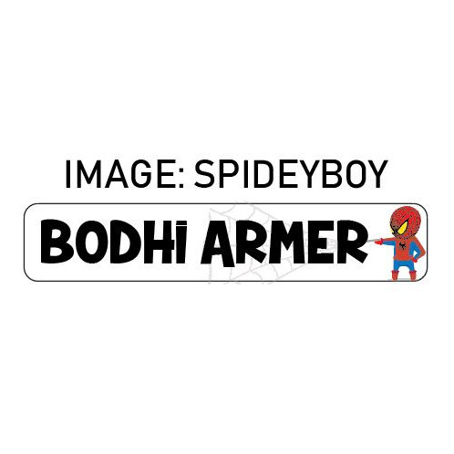 SPIDEYBOY NAME ME | IRON ON LABELS