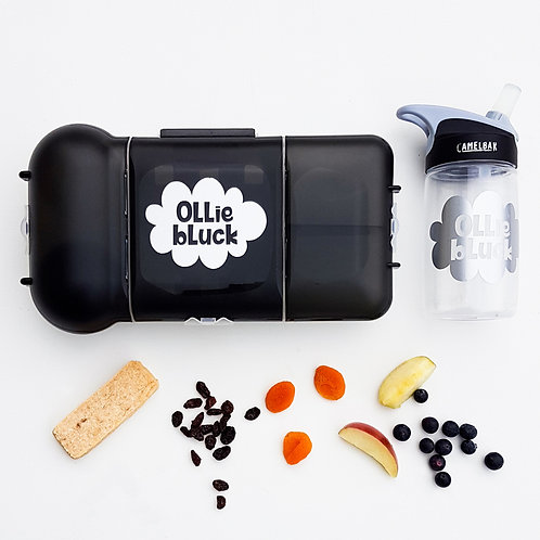 CLOUD PACK | LUNCH & DRINK BOTTLE DECALS