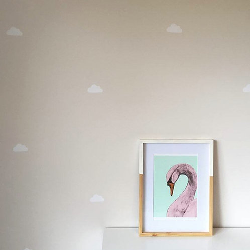 CLOUDS | WALL DECALS