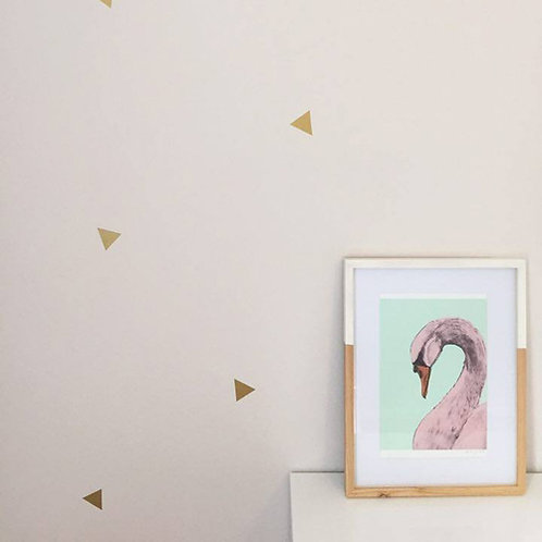 TRIANGLES | WALL DECALS