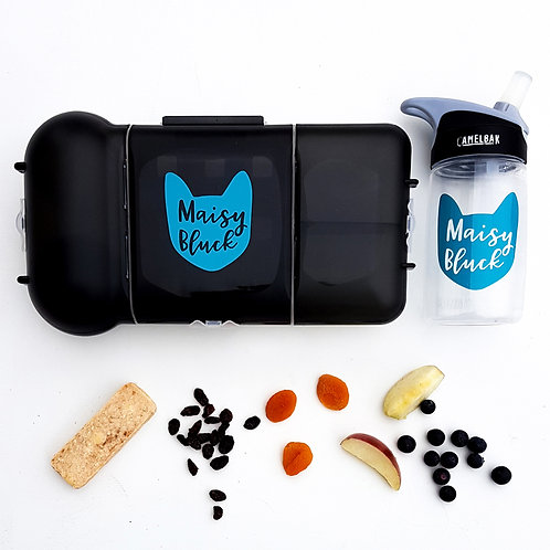 MEOW PACK | LUNCH & DRINK BOTTLE DECALS