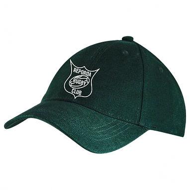 KIDS GREEN CAP   REPOROA RUGBY