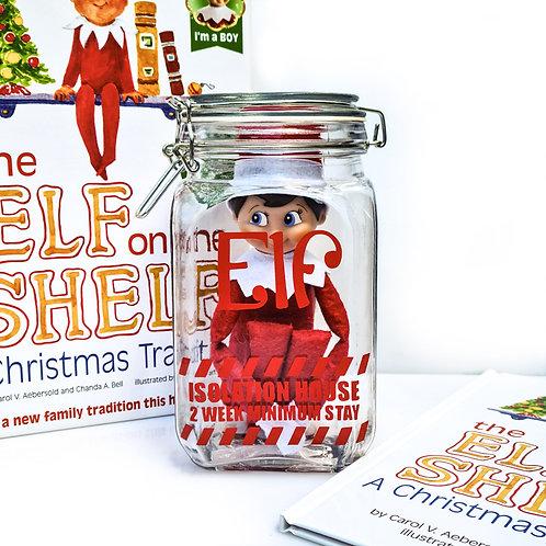 ELF ISOLATION HOUSE | CHRISTMAS
