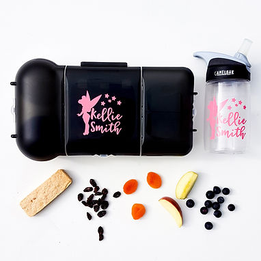 MAGICAL PACK   LUNCH & DRINK BOTTLE DECALS