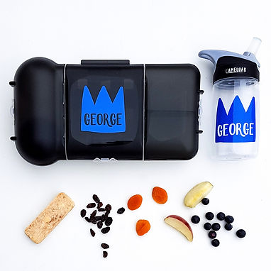 ROYAL PACK   LUNCH & DRINK BOTTLE DECALS