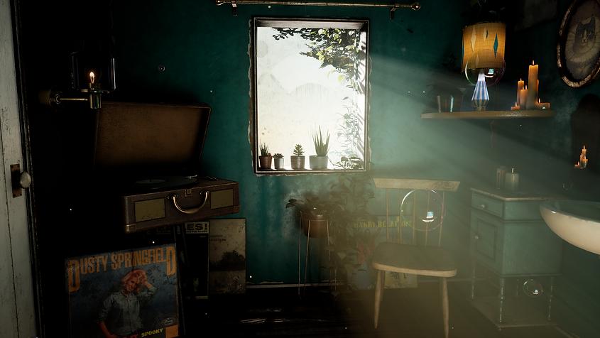 Little Blue Bathroom