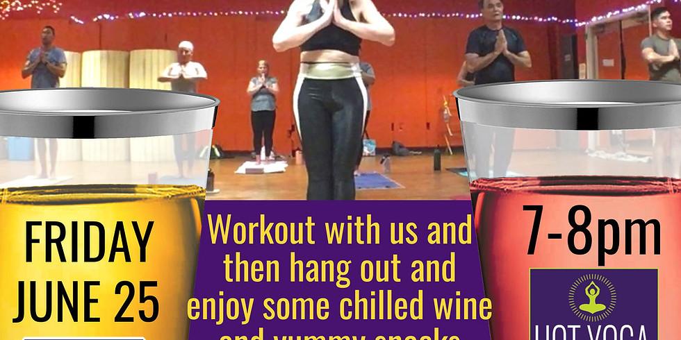 Yoga Wine & Mingle