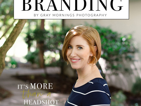 It's more than a headshot! | Personal Branding Photography | Jackson, MS