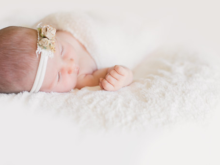 Family In-Home Newborn Session | Madison, MS