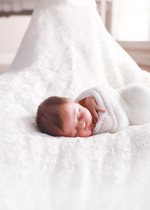 Brandon, MS Newborn Photographer