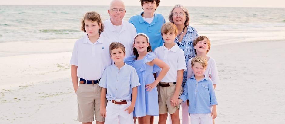 Family Beach Photography | Sandestin, FL