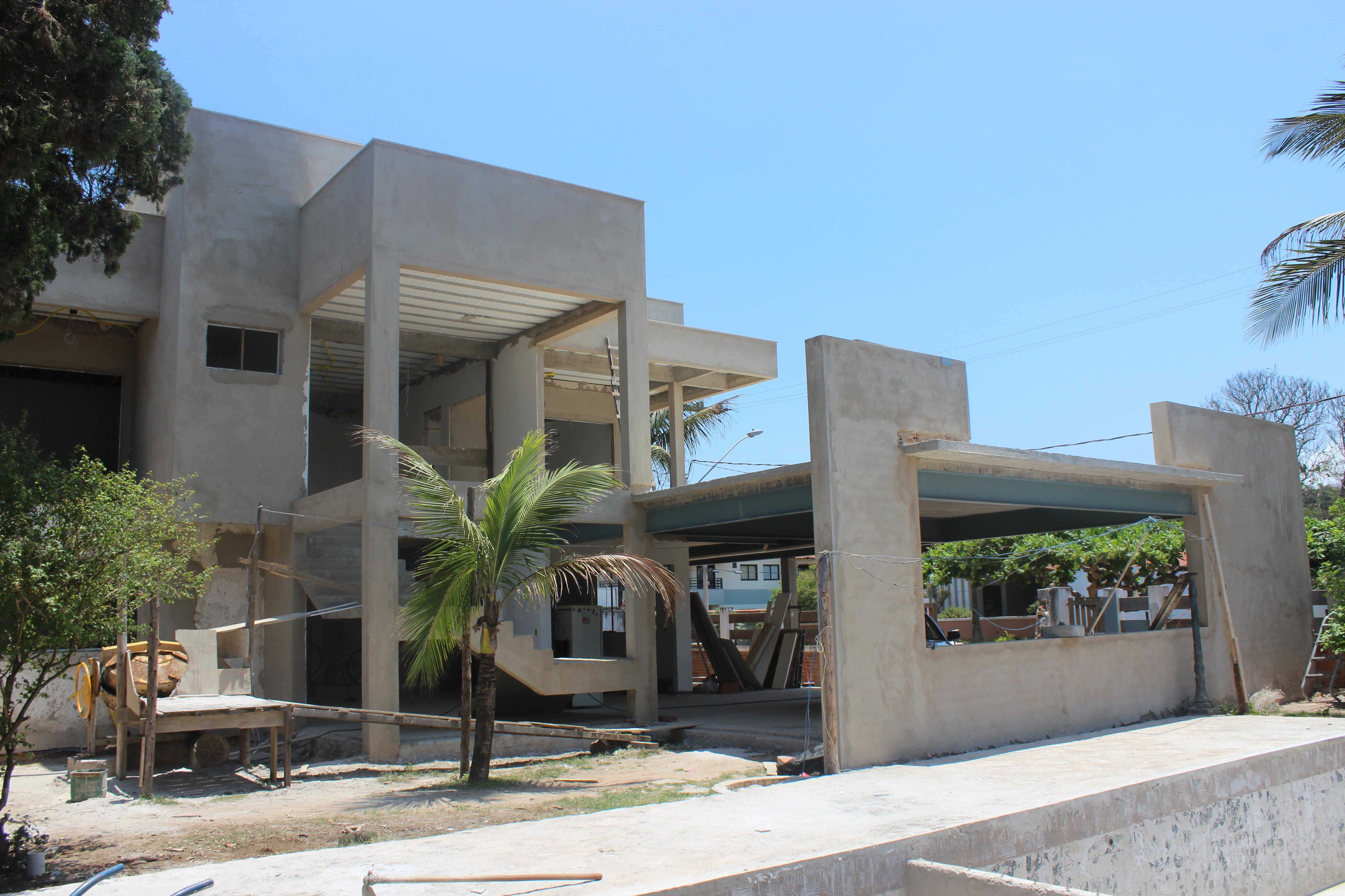 Construção Residencial - Manguinhos