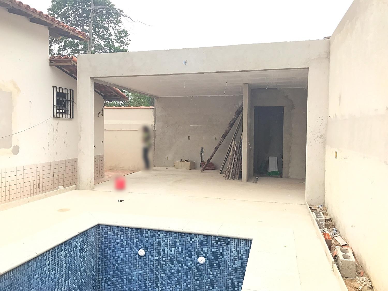 Area de Lazer (Andamento)