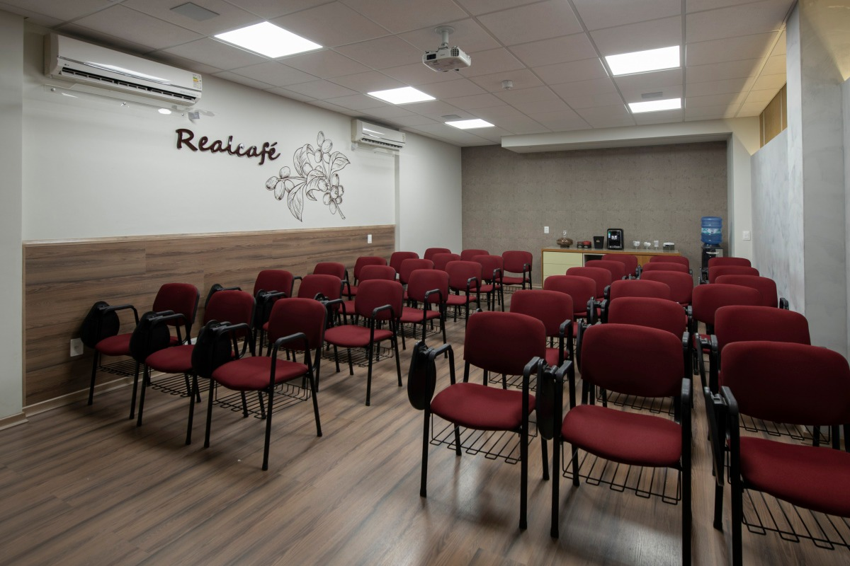 Sala de Treinamento