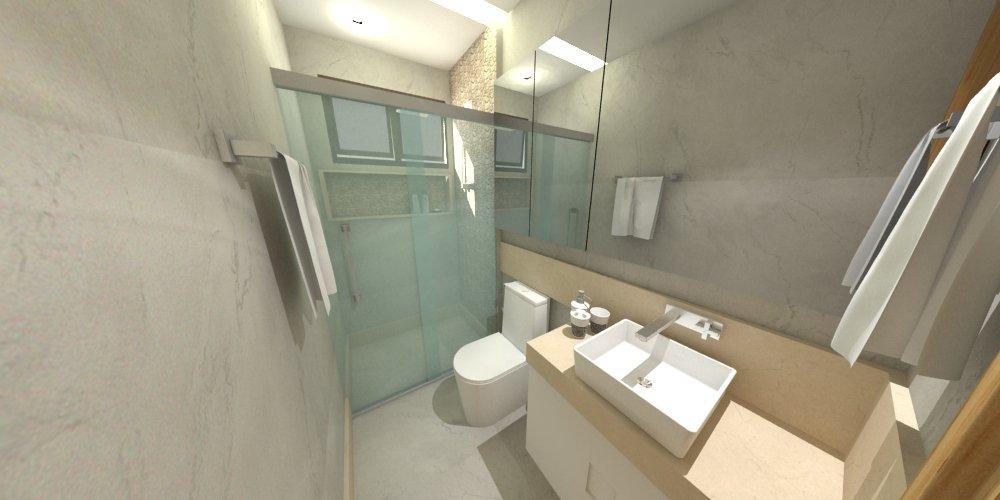 Perspectiva Banheiro