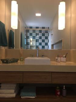 Banheiro Hóspedes (Depois)