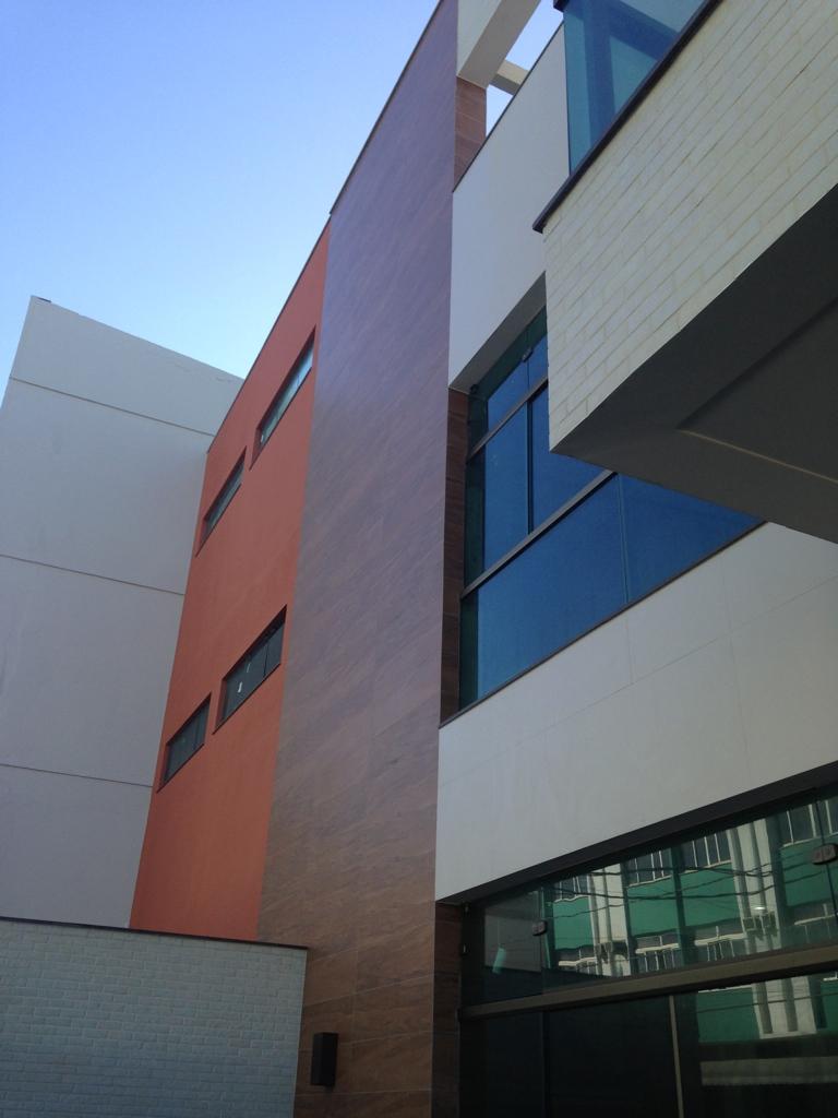 Construção Restaurante - Jacaraipe