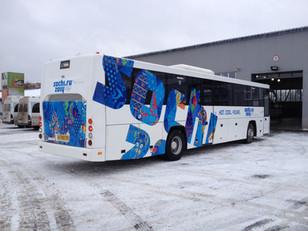 Бендирование автобусов