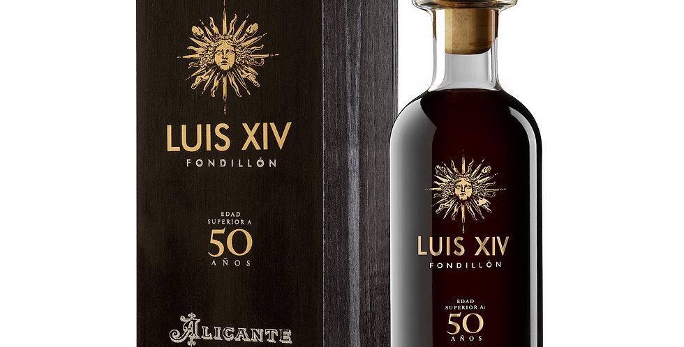 Fondillón Luis XIV, edad superior a 50 años