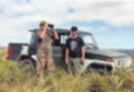 Chasse en Uruguay - Rincon de los Matreros