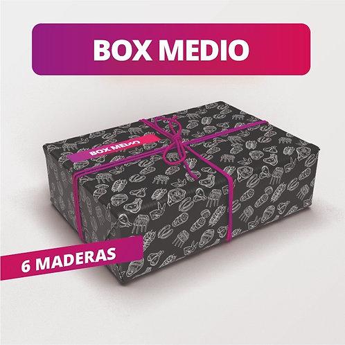 BOX MEDIO MADERA