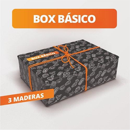 BOX BASICO MADERA