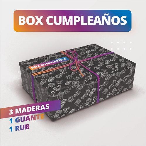 BOX CUMPLEAÑOS