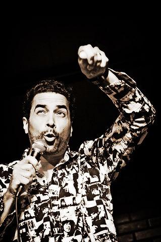 Comedian Tommy Drake