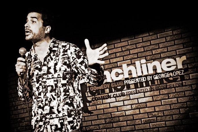 Tommy Drake Carnival Comedian