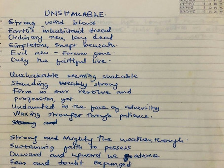 LKC 06: Unshakable