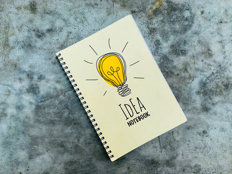 Just one bright idea!