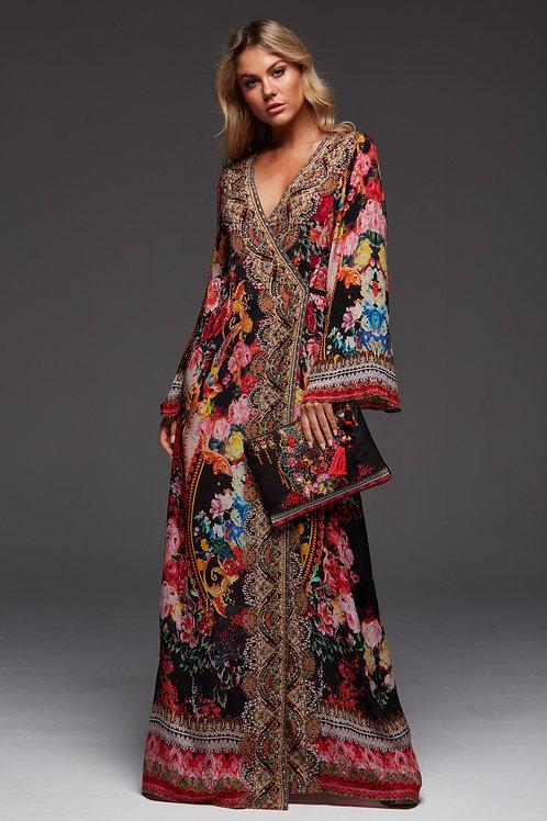 Wrap Dress Soul Flower