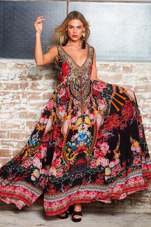 Maxi Dress Soul Flower