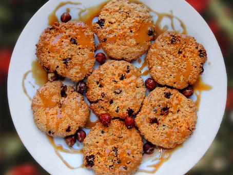 Ovesné cookies s čokoládou