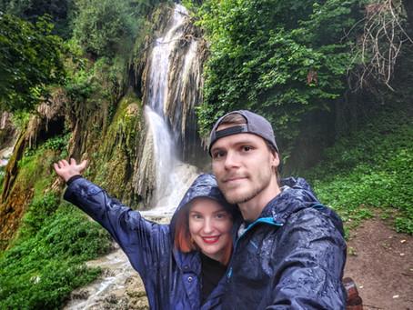 Deník ze svatební cesty - 2. část Rumunsko, upíři, zvířátka a šílený déšť