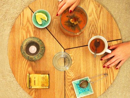 Ranní pitný režim - je voda s citronem recept na hubnutí?