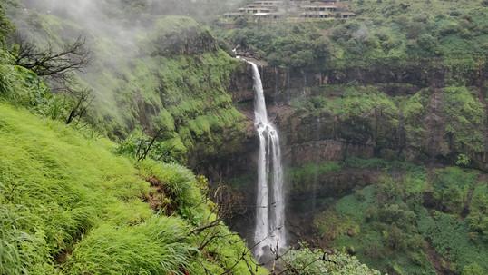 Lingmala Falls, Mahabaleshwar, India