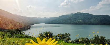 Dam Reservoir, Lavasa, Pune, India