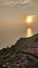 Aguada Fort, Goa, India