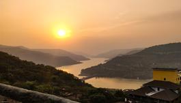 Lavasa Lake, Pune, India