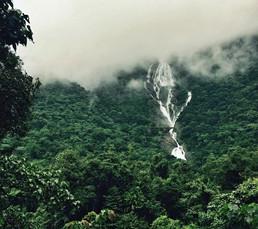 Doodhsagar Falls, Goa, India