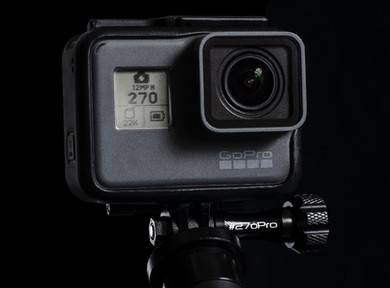 GoPro 新手必買 周邊 推薦|雙充、記憶卡、#270Pro、防水殼