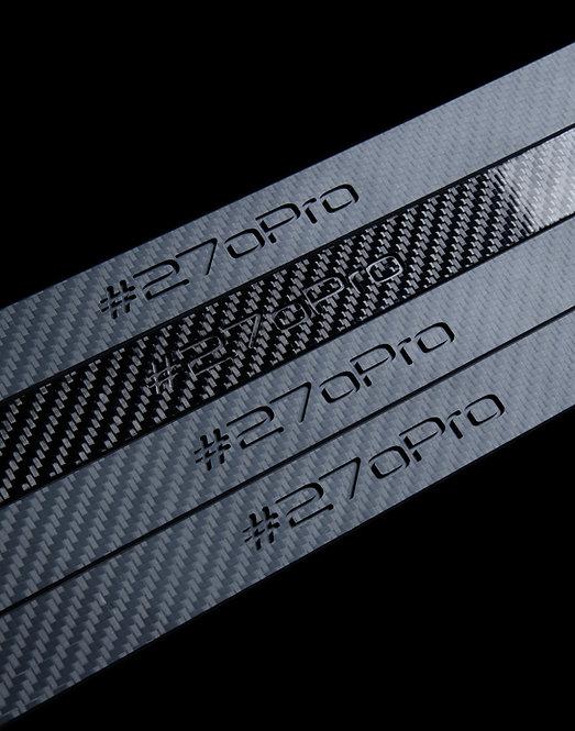 #270Pro - Carbon Fiber Mahjong Pushers