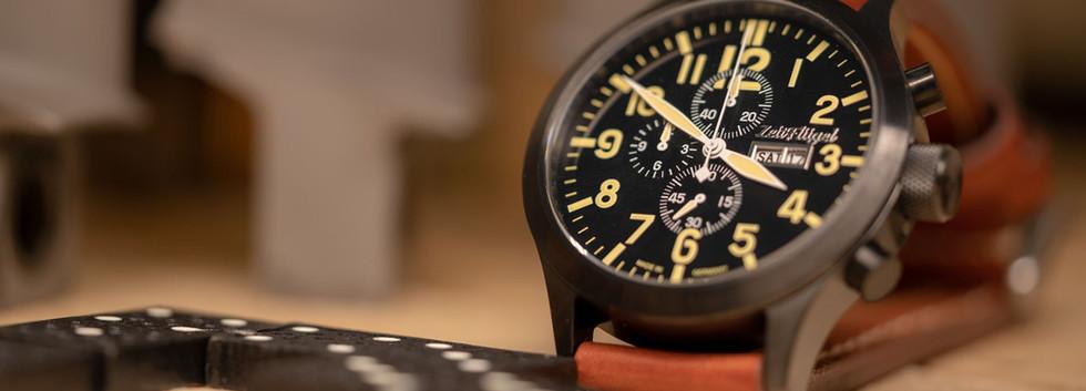 ZeitFlügel Fliegeruhr