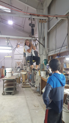In the Studio 7 - CXOART
